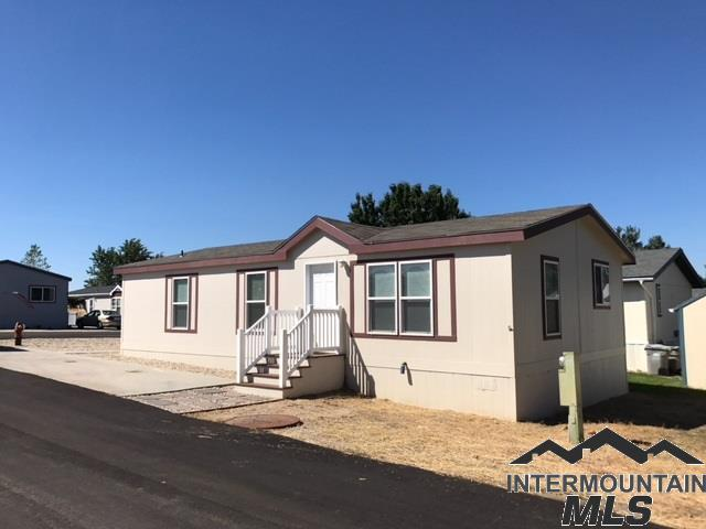 8462 Blue Heaven Lane Lot 147, Boise, ID 83716 (MLS #98704786) :: Jon Gosche Real Estate, LLC