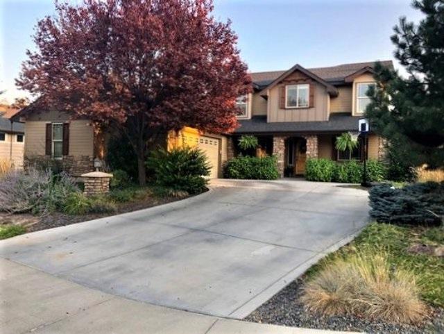 841 W Mountain Ash Loop, Nampa, ID 83686 (MLS #98715903) :: Legacy Real Estate Co.