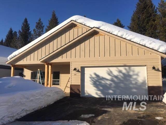 724 Deer Forest Drive, Mccall, ID 83638 (MLS #98733175) :: Michael Ryan Real Estate