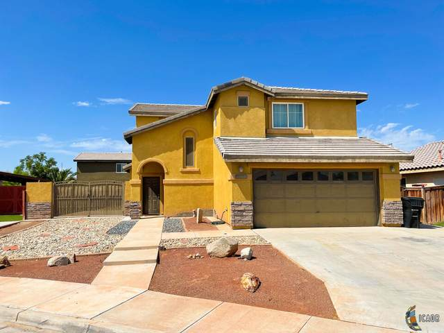 193 W Dennis Ct, Imperial, CA 92251 (MLS #21777952IC) :: DMA Real Estate