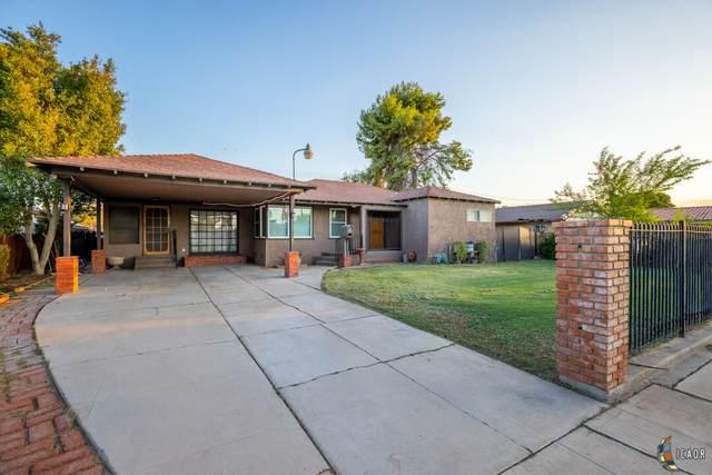 454 Ethel St, Calexico, CA 92231 (MLS #21780504IC) :: Capital Real Estate