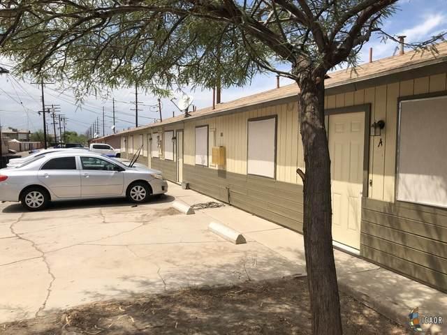 810 N 7Th St, El Centro, CA 92243 (MLS #21780772IC) :: Capital Real Estate