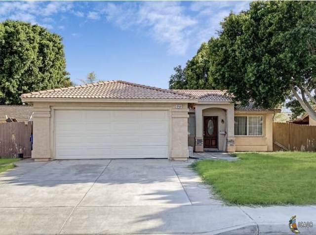 958 Jennifer St, Brawley, CA 92227 (MLS #21782786IC) :: Capital Real Estate