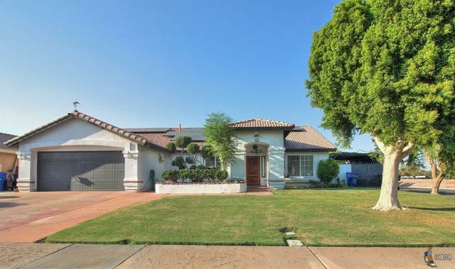 909 Calle Del Cielo, Brawley, CA 92227 (MLS #21782940IC) :: Capital Real Estate