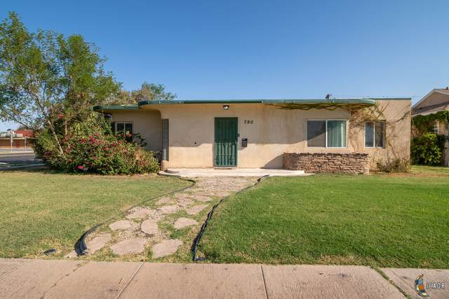790 W Hamilton Ave, El Centro, CA 92243 (MLS #21782984IC) :: Capital Real Estate