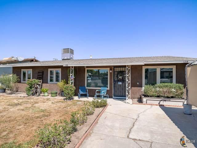 128 E Bonita St, Calipatria, CA 92233 (MLS #21784882IC) :: Capital Real Estate