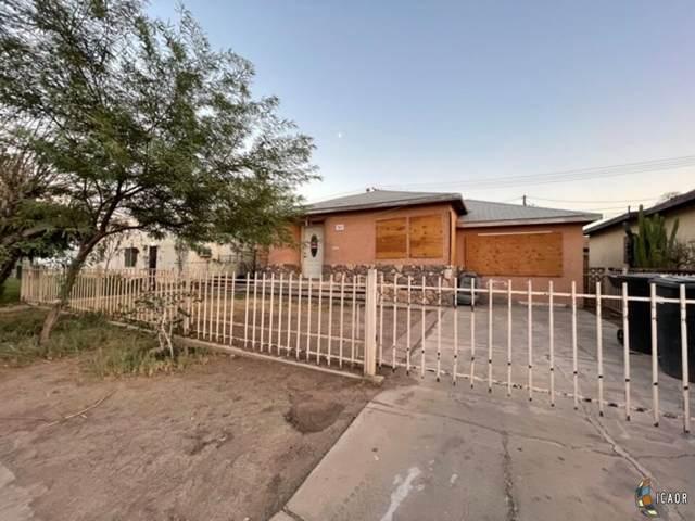 783 El Centro Ave, El Centro, CA 92243 (MLS #21786634IC) :: Duflock & Associates Real Estate Inc.