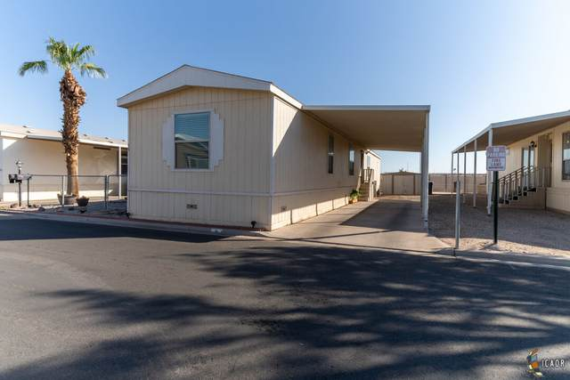 1850 Lincoln Ave #53, El Centro, CA 92243 (MLS #21786892IC) :: Duflock & Associates Real Estate Inc.