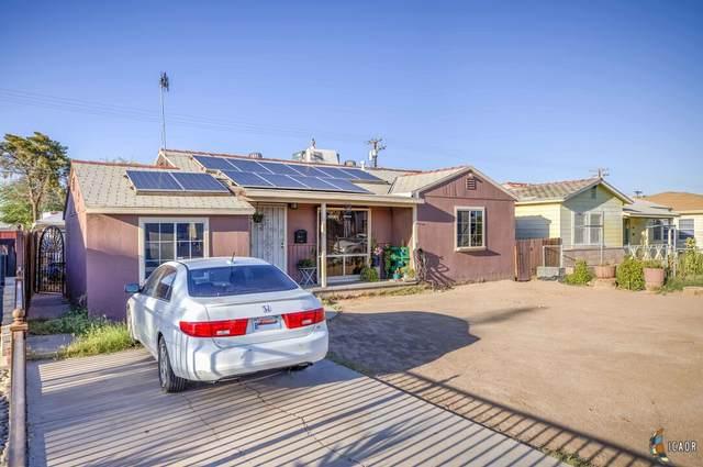 650 W Euclid Ave, El Centro, CA 92243 (MLS #21787242IC) :: Duflock & Associates Real Estate Inc.