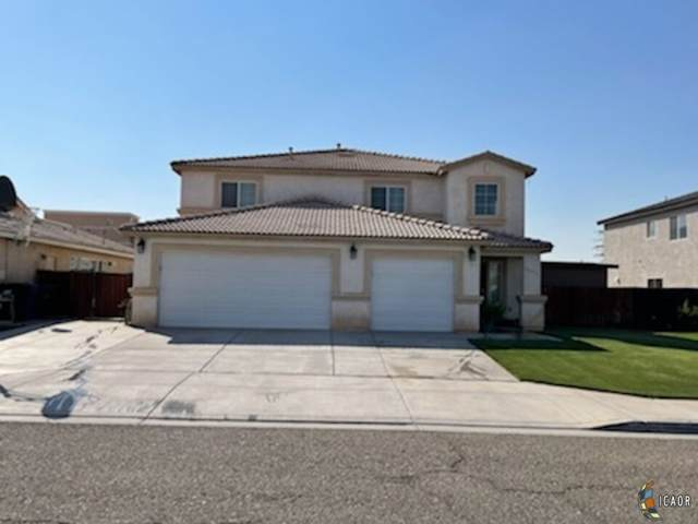 1551 Rodeo Dr, Imperial, CA 92251 (MLS #21787870IC) :: DMA Real Estate