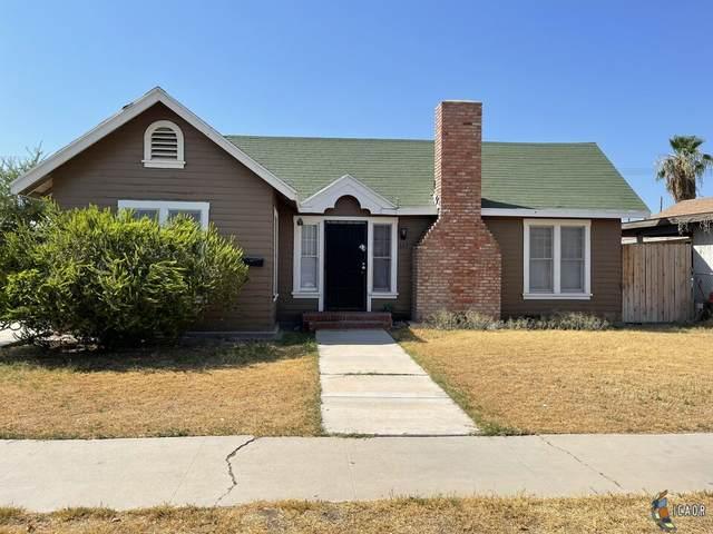 647 W Orange Ave, El Centro, CA 92243 (MLS #21787928IC) :: DMA Real Estate