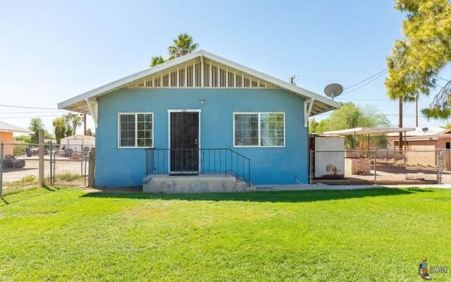 221 W Bonita Ave, Calipatria, CA 92233 (MLS #21788774IC) :: Capital Real Estate