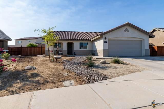 253 W Playa Del Carmen, Imperial, CA 92251 (MLS #21793968IC) :: Capital Real Estate