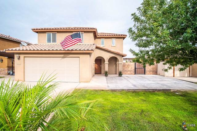 2468 Earhart Ave, Imperial, CA 92251 (MLS #21794310IC) :: Capital Real Estate