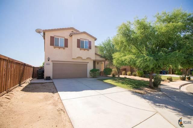 605 Garnet St, Imperial, CA 92251 (MLS #21795618IC) :: DMA Real Estate