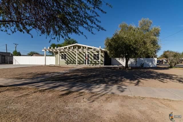 321 N F St, Imperial, CA 92251 (MLS #21797976IC) :: DMA Real Estate