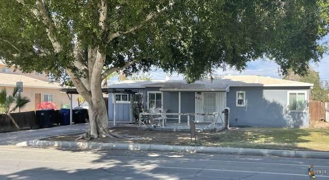 481 W D St, Brawley, CA 92227 (MLS #21798590IC) :: Duflock & Associates Real Estate Inc.