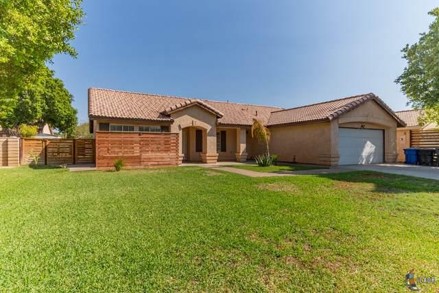 1033 Calle De Vida, Brawley, CA 92227 (MLS #21777640IC) :: DMA Real Estate