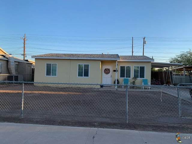 827 Stacey Ave, El Centro, CA 92243 (MLS #21784830IC) :: DMA Real Estate