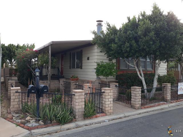1850 SW Lincoln Ave. #213, El Centro, CA 92243 (MLS #19433552IC) :: DMA Real Estate