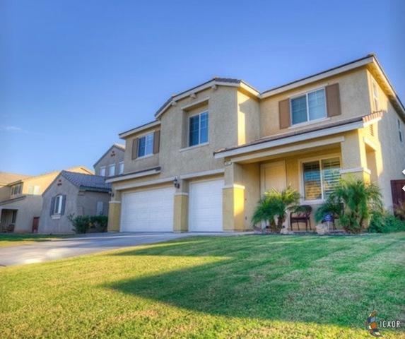 661 Quartz St, Imperial, CA 92251 (MLS #19455758IC) :: DMA Real Estate