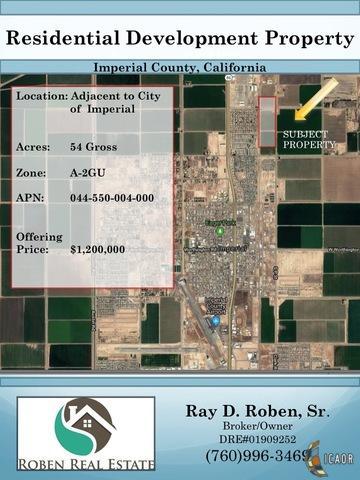 310 Neckel Rd, Imperial, CA 92251 (MLS #19471034IC) :: DMA Real Estate