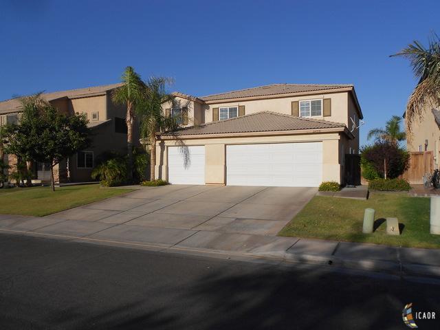 2458 M Llanos Ct, Calexico, CA 92231 (MLS #19472190IC) :: DMA Real Estate