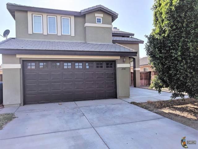 2341 Montecito Ave, Imperial, CA 92251 (MLS #19499188IC) :: DMA Real Estate