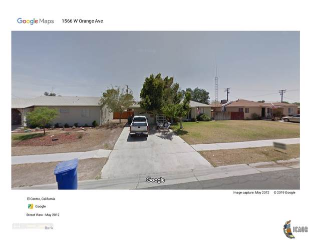 1579 W Orange Ave, El Centro, CA 92243 (MLS #19501228IC) :: DMA Real Estate