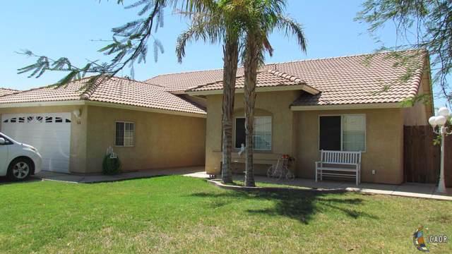 160 Buckskin Ranch Rd, Imperial, CA 92243 (MLS #19501296IC) :: DMA Real Estate