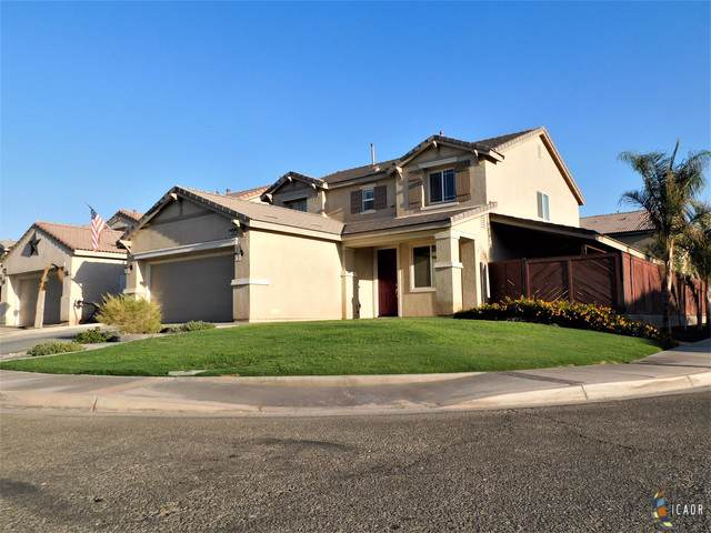 633 Quartz St, Imperial, CA 92251 (MLS #19501928IC) :: DMA Real Estate