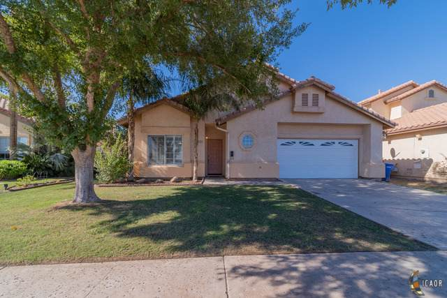 1934 Wake Ave, El Centro, CA 92243 (MLS #19502194IC) :: DMA Real Estate