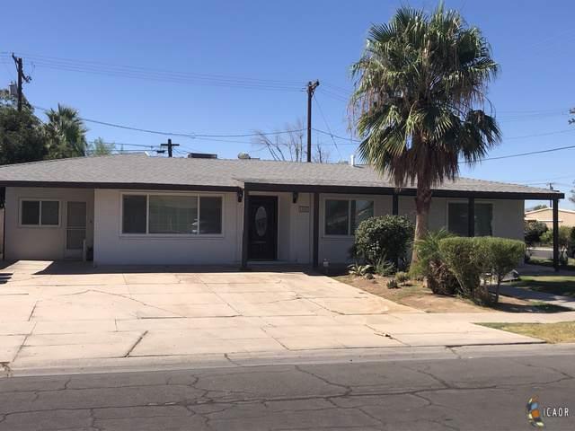 1597 W Heil Ave, El Centro, CA 92243 (MLS #19502268IC) :: DMA Real Estate
