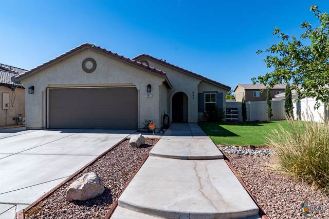 645 Costa Azul St, Imperial, CA 92251 (MLS #19502556IC) :: DMA Real Estate