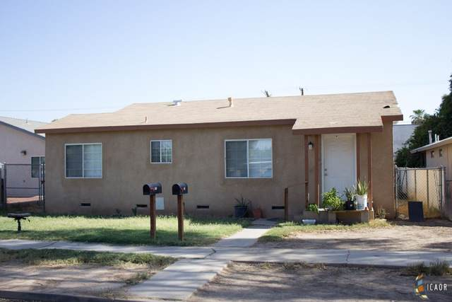 156 W E St #158, Brawley, CA 92227 (MLS #19508486IC) :: DMA Real Estate