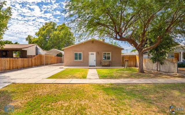 144 H St, Brawley, CA 92227 (MLS #19508602IC) :: DMA Real Estate