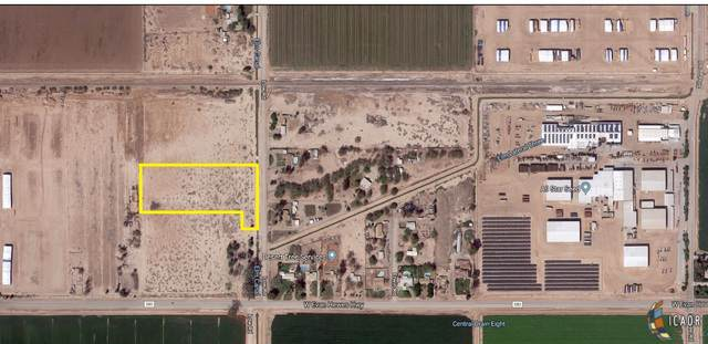1402 W Evan Hewes, Seeley, CA 92273 (MLS #19511440IC) :: DMA Real Estate