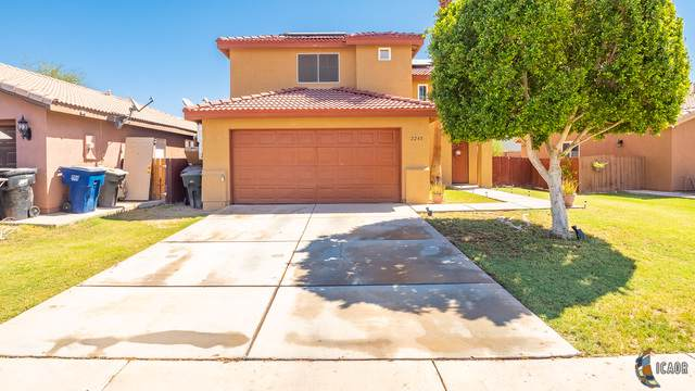 2248 Sendero St, Calexico, CA 92231 (MLS #19514434IC) :: DMA Real Estate