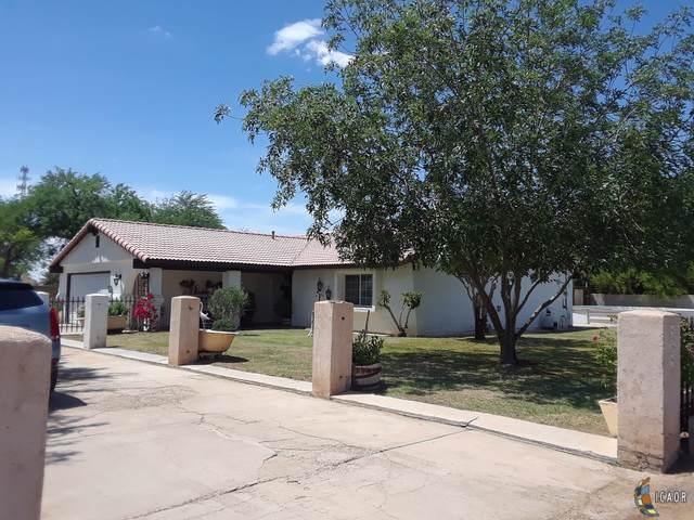 969 1ST, Westmorland, CA 92281 (MLS #19514770IC) :: DMA Real Estate