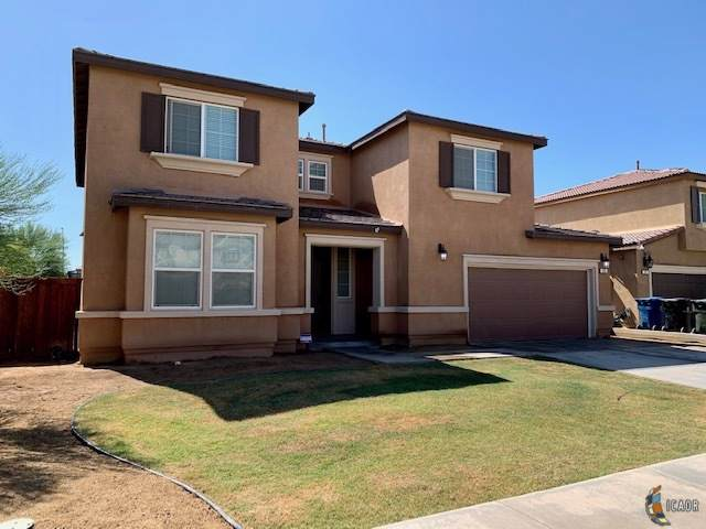 275 W Playa Del Carmen, Imperial, CA 92251 (MLS #19515172IC) :: DMA Real Estate