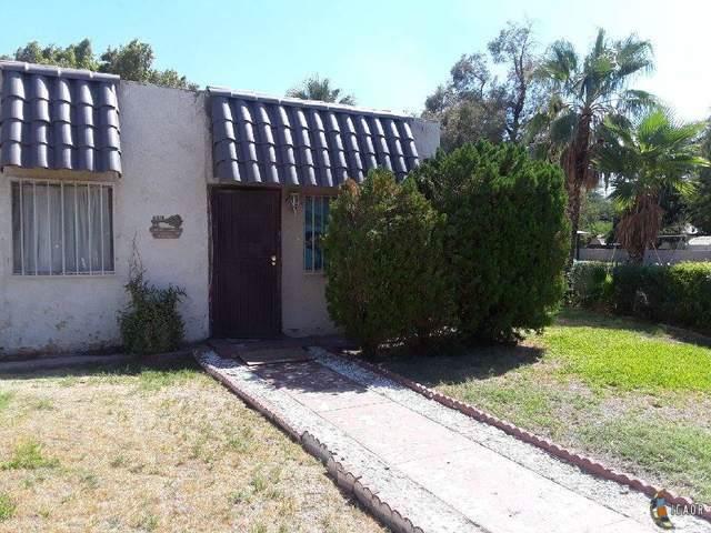 201 Espinoza St, Calexico, CA 92231 (MLS #19516192IC) :: DMA Real Estate