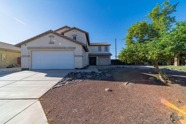 1004 Fieldbrook Ct, Imperial, CA 92251 (MLS #19517674IC) :: DMA Real Estate