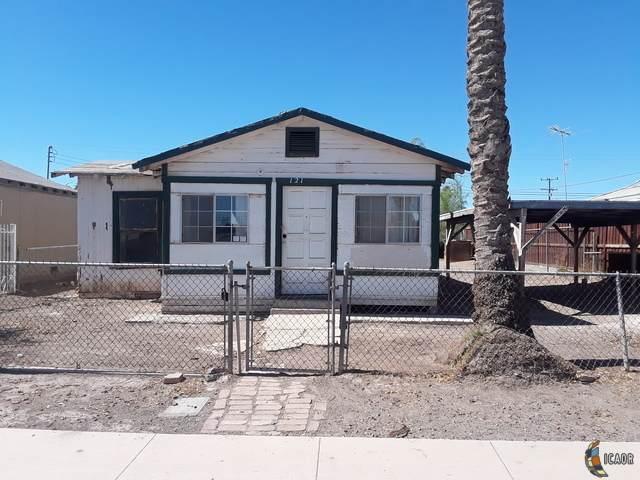 121 E Orange Ave, El Centro, CA 92243 (MLS #19517812IC) :: DMA Real Estate