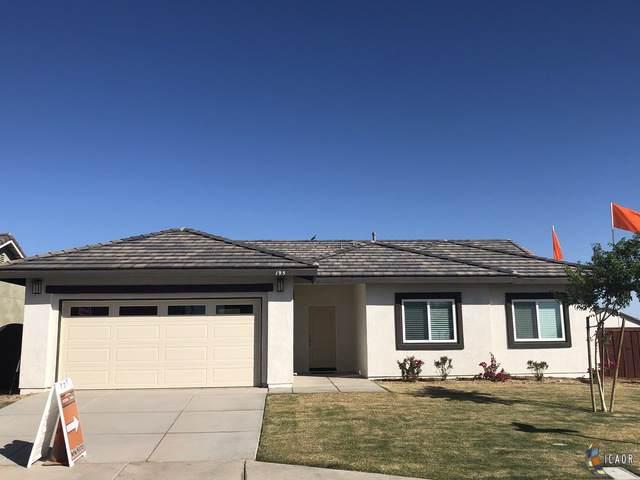 921 S 1st St, Brawley, CA 92227 (MLS #19522296IC) :: DMA Real Estate