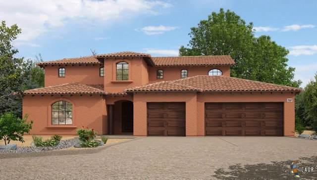2143 Chaparral Dr, El Centro, CA 92243 (MLS #19529452IC) :: DMA Real Estate