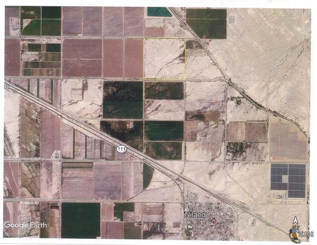 0 Y Lateral Gate 2, Niland, CA 92257 (MLS #19529920IC) :: DMA Real Estate