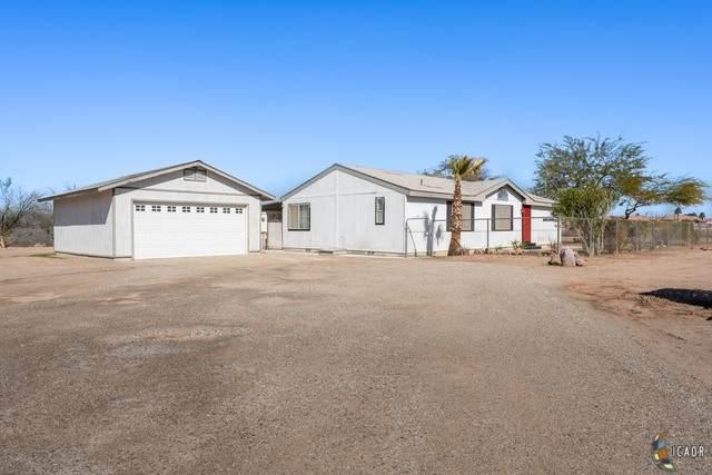 2870 Teal Ln, Imperial, CA 92251 (MLS #20556496IC) :: DMA Real Estate