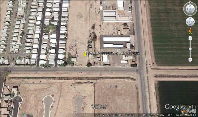 0 Malan St, Brawley, CA 92227 (MLS #20558560IC) :: DMA Real Estate