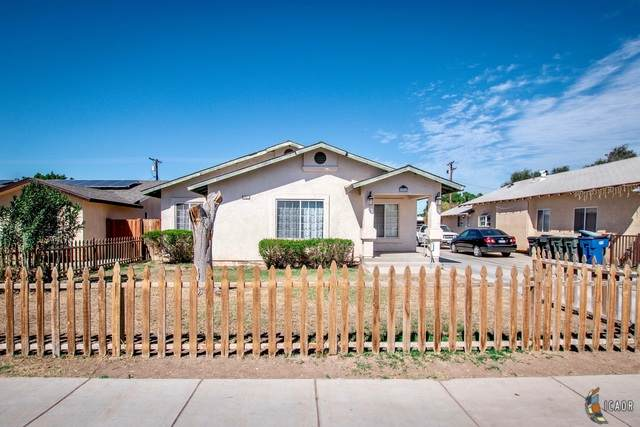 321 C St, Brawley, CA 92227 (MLS #20558976IC) :: DMA Real Estate