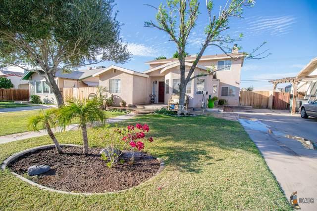 1434 W Olive Ave, El Centro, CA 92243 (MLS #20562078IC) :: DMA Real Estate